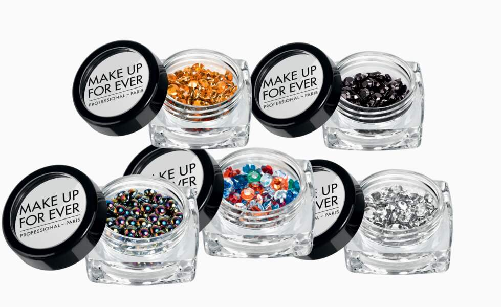 Strass, Make Up For Ever, 22€