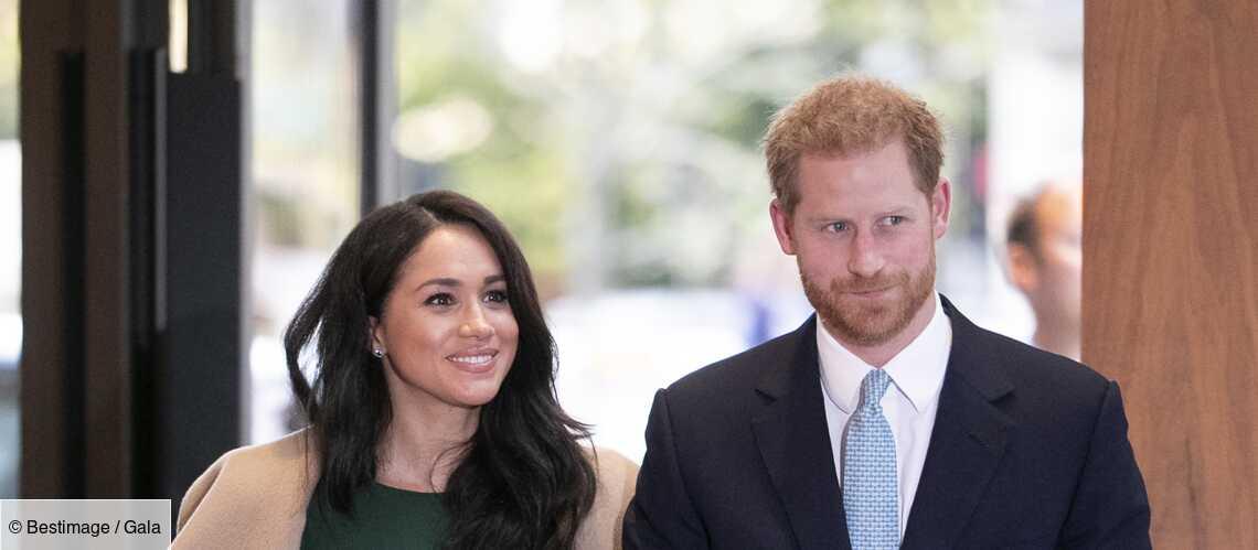 Meghan Markle et Harry font-ils preuve d'un « manque de respect stupéfiant » envers la reine? - Gala