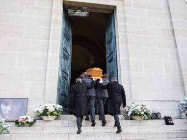 PHOTOS - Obsèques d'Anna Karina : Marion Cotillard, Jane Birkin, réunis pour un dernier hommage