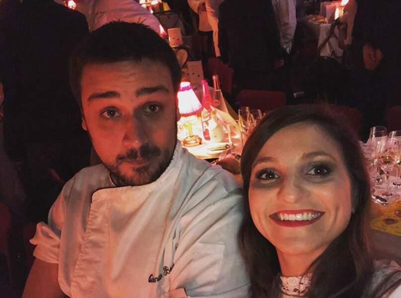 Noëmie Honiat et Quentin Bourdy se sont rencontrés grâce à Top Chef.