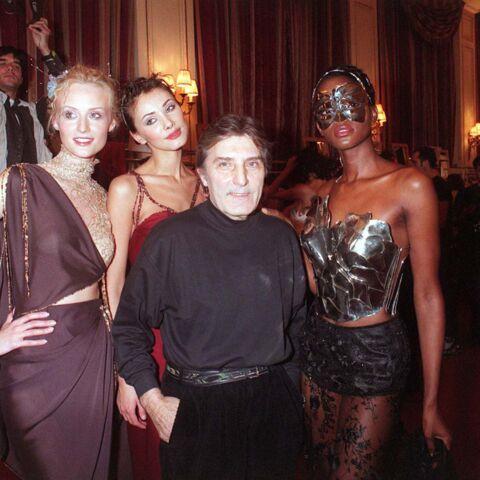 Emanuel Ungaro est mort: le monde de la mode en deuil