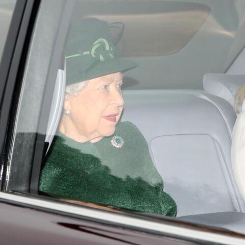 Le prince Philip hospitalisé: la reine plus inquiète qu'on ne le pensait?