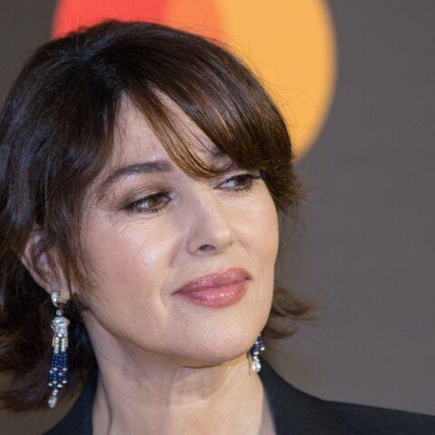 Monica Bellucci ose la coupe garçonne, découvrez son nouveau look