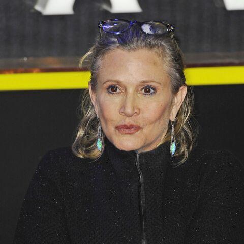 Star Wars: cette mystérieuse lettre de Carrie Fisher dans laquelle elle annonçait sa mort
