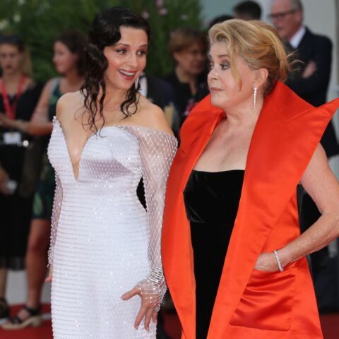 Juliette Binoche rembarrée par Catherine Deneuve sur un tournage: «C'était un peu raide!»