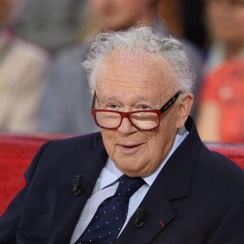 Philippe Bouvard abandonné par son père à la naissance: leurs retrouvailles surréalistes