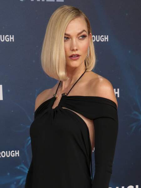 Le brushing ultra brillant de Karlie Kloss