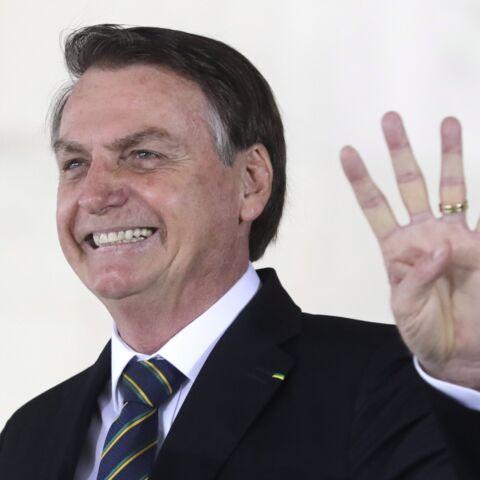 Jair Bolsonaro, l'auteur des insultes contre Brigitte Macron, hospitalisé après une chute