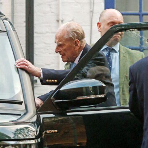 Le prince Philip quitte l'hôpital et pourra passer Noël en famille