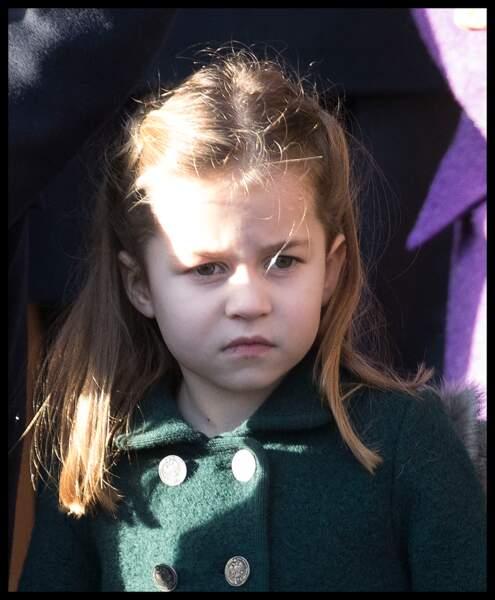 La princesse Charlotte, l'atout charme de la famille