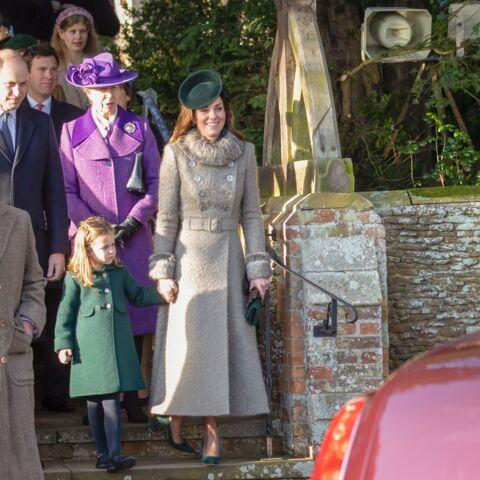 Charlotte aussi stylée que sa maman Kate Middleton: découvrez la marque de son manteau!