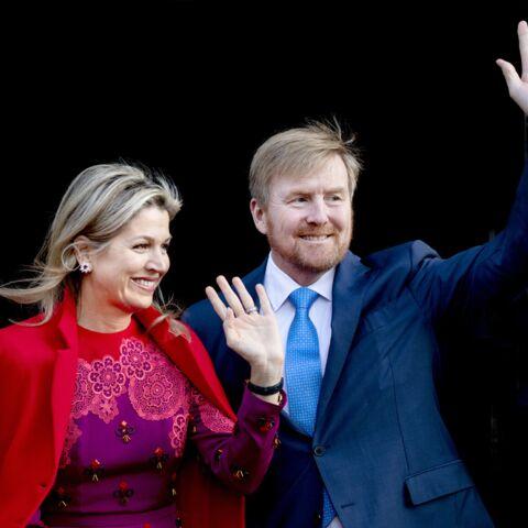 Maxima et Willem-Alexander des Pays-Bas reviennent sur les lieux de leur coup de foudre