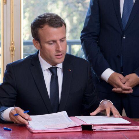 Emmanuel Macron, homme de lettres: «Il aime le bruit de la plume qui crisse»