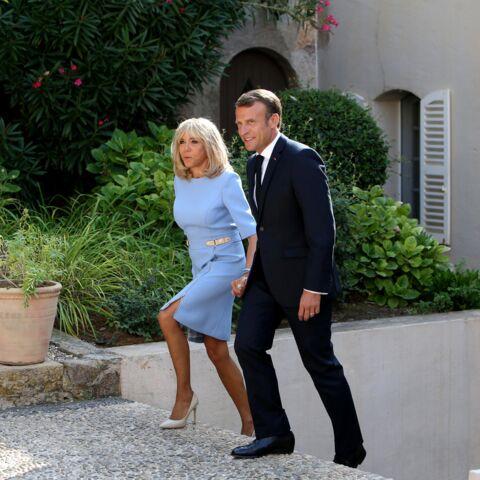 EXCLU – Emmanuel et Brigitte Macron très discrets à Brégançon: «Ils ne veulent pas être vus»