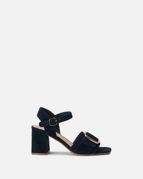 Sandales à bride, 119 €, Minelli.