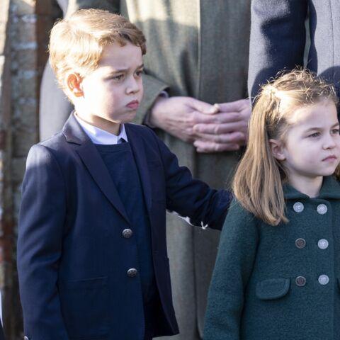 Comment le prince George et sa soeur Charlotte ont été préparés à leur sortie pour Noël
