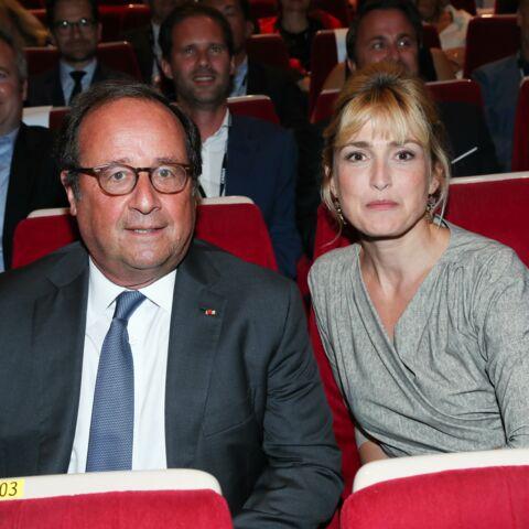 Julie Gayet et François Hollande au cinéma: l'ancien président savoure sa vie normale
