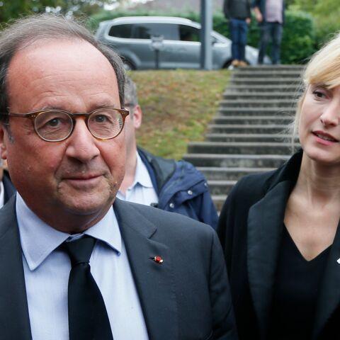 Julie Gayet et François Hollande sur l'île de Molène pour le Nouvel An: les agapes ont commencé tôt!