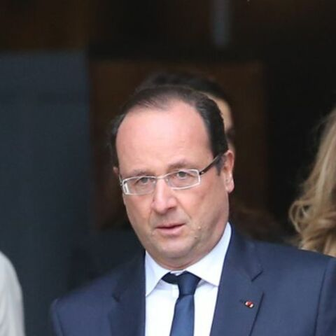 """Valérie Trierweiler et François Hollande: leur dernier réveillon """"tendu"""" à la Lanterne"""