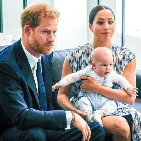 Archie dans les bras de son papa le prince Harry: la photo la plus craquante pour commencer 2020