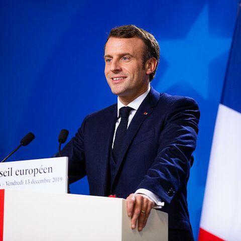 Voeux d'Emmanuel Macron: ce petit emprunt à Jacques Chirac en 2018