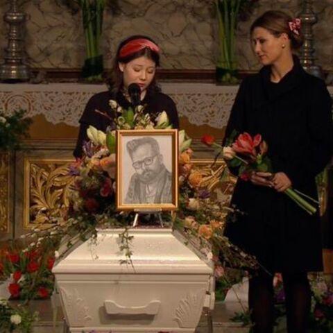 PHOTOS – Obsèques d'Ari Behn: la vive émotion de Märtha Louise de Norvège et de leurs filles