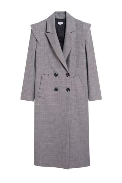 Manteau Roxy, 280,00 € soldé 168,00 €, RECC Paris.