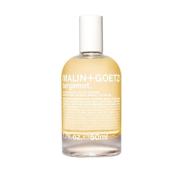 Eau de Parfum Bergamot, Malin + Goetz, 85 €
