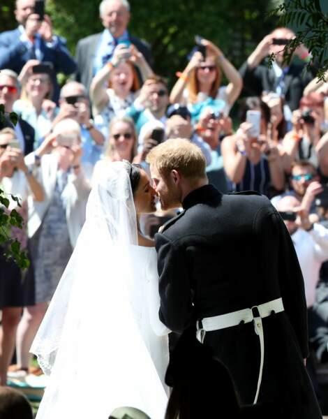 Le mariage du prince Harry et Meghan Markle, le 19 mai 2018