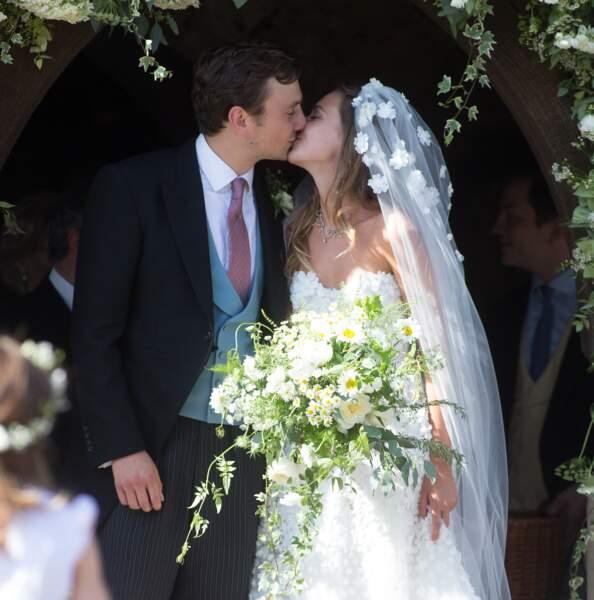 Mariage de Charlie Van Straubanzee et Daisy Jenkins, le 4 août 2018