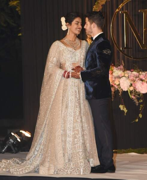 Mariage de Pryanka Chopra et Nick Jonas, 1er décembre 2018