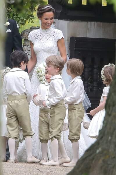 Le mariage de Pippa Middleton et de James Matthews, le 20 mai 2017