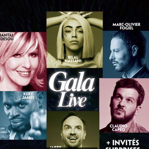 Gala Live le 3 février: réservez vos places pour un événement avec vos stars préférées