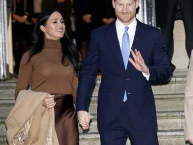 Meghan Markle et Harry plus câlins que jamais : le couple débute 2020 en faisant front