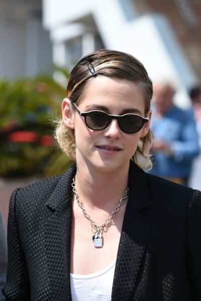 Kristen Stewart lors du 71ème festival du film de Cannes le 11 mai 2018.