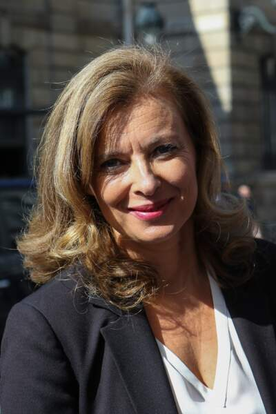 Septembre 2012 : Valérie Trierweiler lors de la journée du patrimoine.
