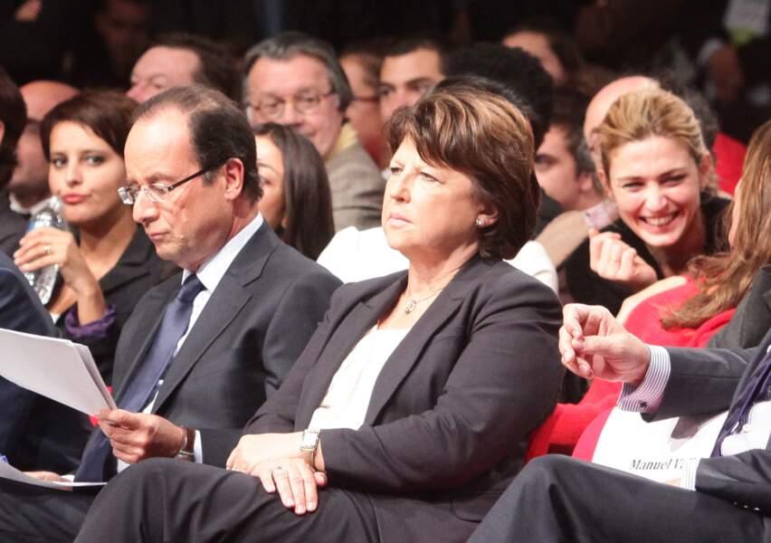 2011 : François Hollande et Julie Gayet, deux ans avant les premières rumeurs sur le couple.