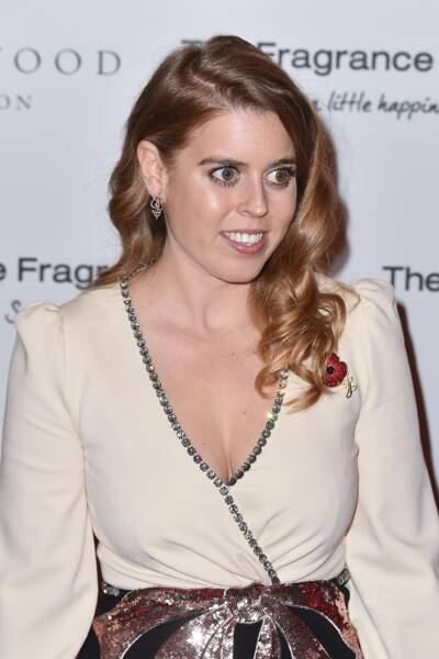Beatrice d'York est la fille aînée de Sarah Ferguson et du prince Andrew