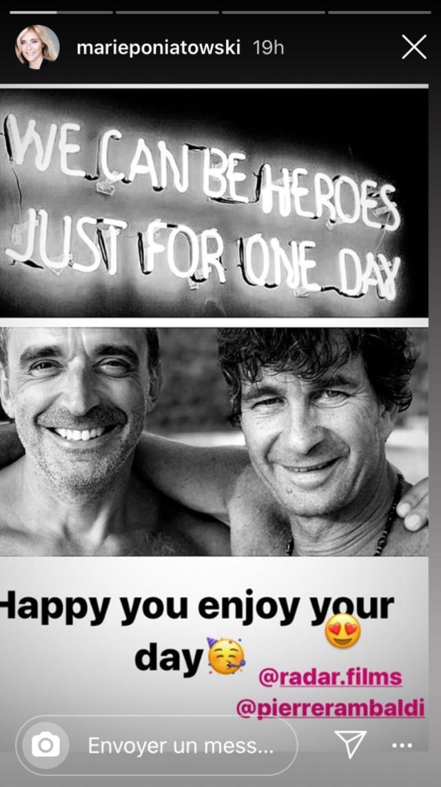 Pierre Rambaldi et Clément Miserez fêtent leur anniversaire.