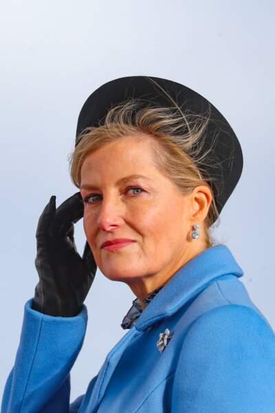 Sophie Rhys-Jones, comtesse de Wessex, est l'épouse du prince Edward