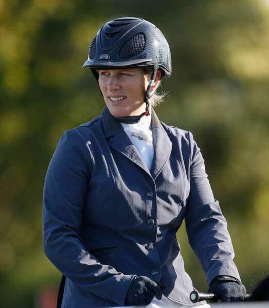 Zara Tindall, cavalière de renom