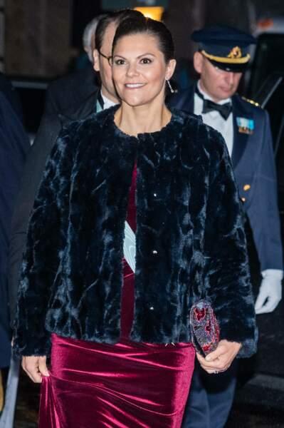 Victoria de Suède, une autre Altesse a savoir que les soins appliqués la nuit sont fondamentaux pour afficher une peau sans défaut lors de ses sorties officielles.