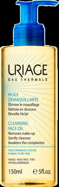 Huile Démaquillante d'Uriage (9,90€)