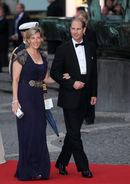 Sophie de Wessex et le prince Edward de Wessex