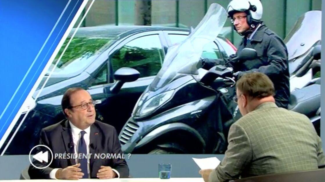 François Hollande interrogé dimanche sur RTL-TVi