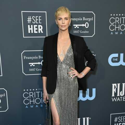 PHOTOS – Charlize Theron, Olivia Wilde, les plus beaux décolletés des Critics Choice Awards 2020