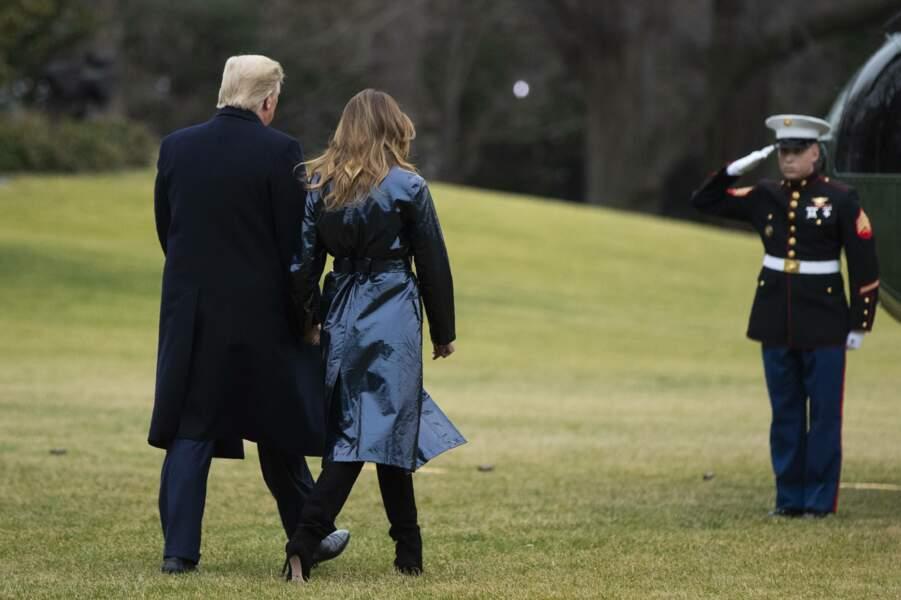 Melania Trump, comparée à Dark Vador
