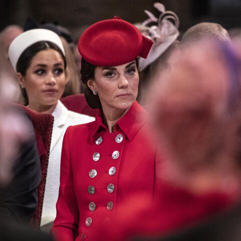 Kate Middleton prise à partie par les fans de Meghan Markle