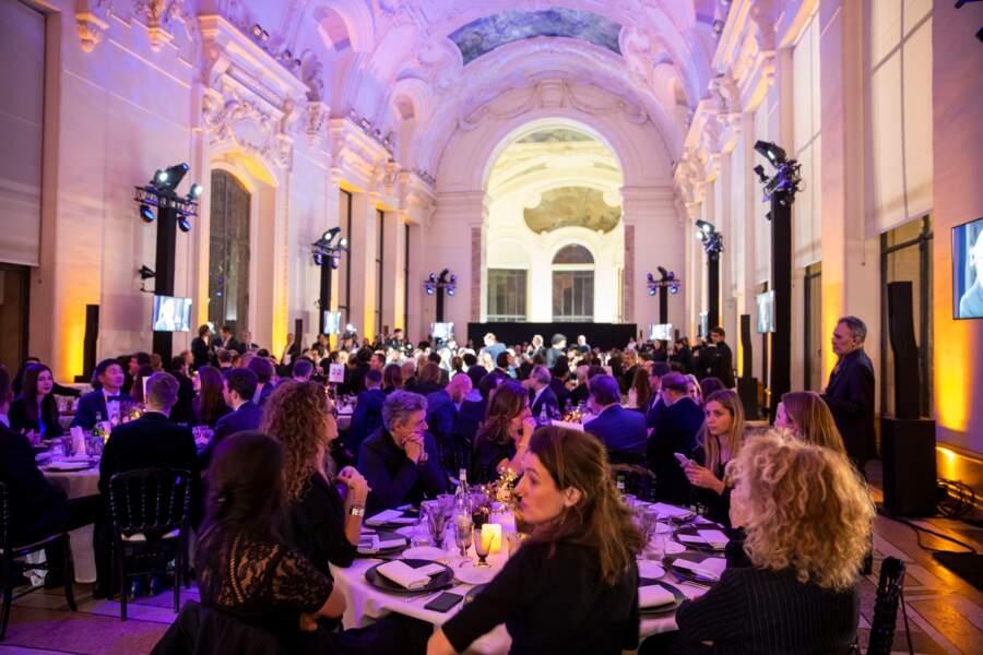 Le dîner Chanel des Révélations César se tenait lundi 13 janvier au Petit Palais à Paris