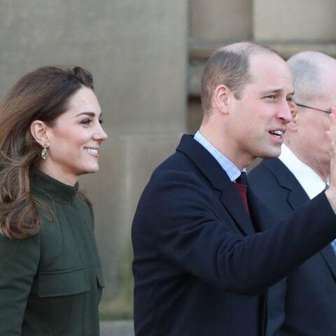 PHOTOS – Kate Middleton et William unis et complices pour leur première sortie depuis le «Megxit»